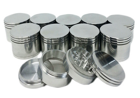 56mm Aluminum Grinder - 420 Hippy Inc