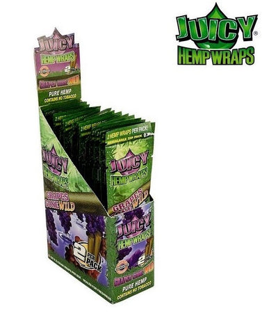 Juicy Jays Hemp wraps - 420 Hippy Inc