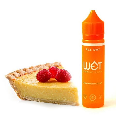 All Day E-Liquid by Wet 60mL 3MG NICOTINE - 420 Hippy Inc