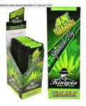 Kingpin Hemp Wraps - 420 Hippy Inc