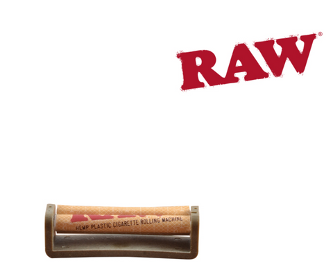 RAW Hemp Plastic Roller 79mm - 420 Hippy Inc