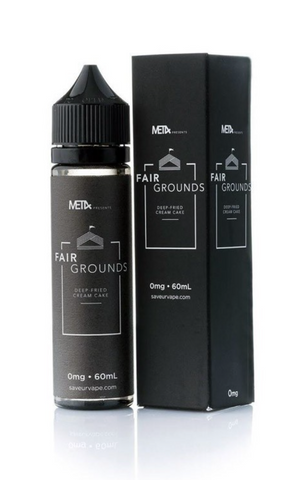 FAIR GROUNDS E-LIQUID BY MET4 - 60ML 3mg Nic - 420 Hippy Inc