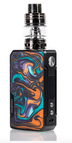 VOOPOO DRAG 2 177W TC KIT WITH UFORCE T2 - BLACK/DAWN - 420 Hippy Inc