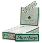 Pure Hemp 1 1/4 Rolling Paper - 420 Hippy Inc