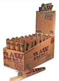 "RAW Classic Pre-rolled cones 1 1/4"" - 420 Hippy Inc"