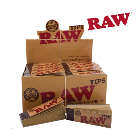 RAW Regular Tips - 420 Hippy Inc