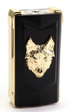 SIGELEI SNOWWOLF MFENG 200W TC VAPE KIT BLACK/GOLD - 420 Hippy Inc