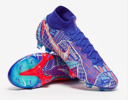 CHUTEIRA NIKE MERCURIAL SUPERFLY 7 FG ELITE