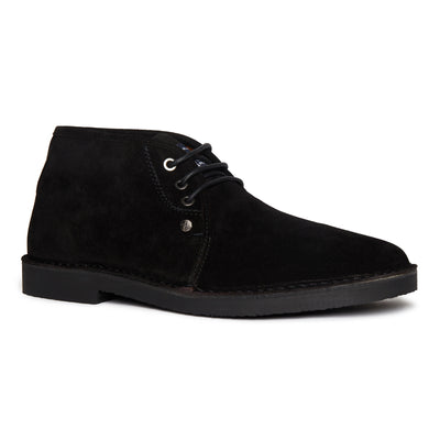 Legal Desert Boot In Black
