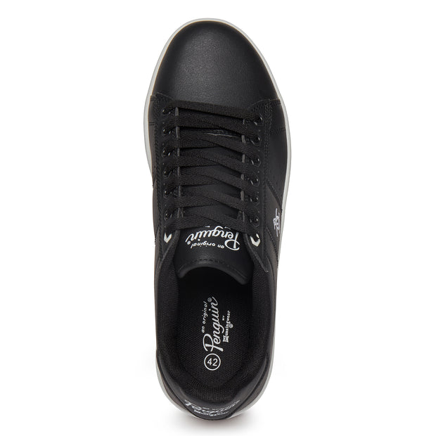 Steadman Trainer In Black