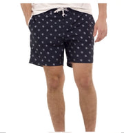 RE-PETE SWIM SHORTS IN DARK SAPPHIRE