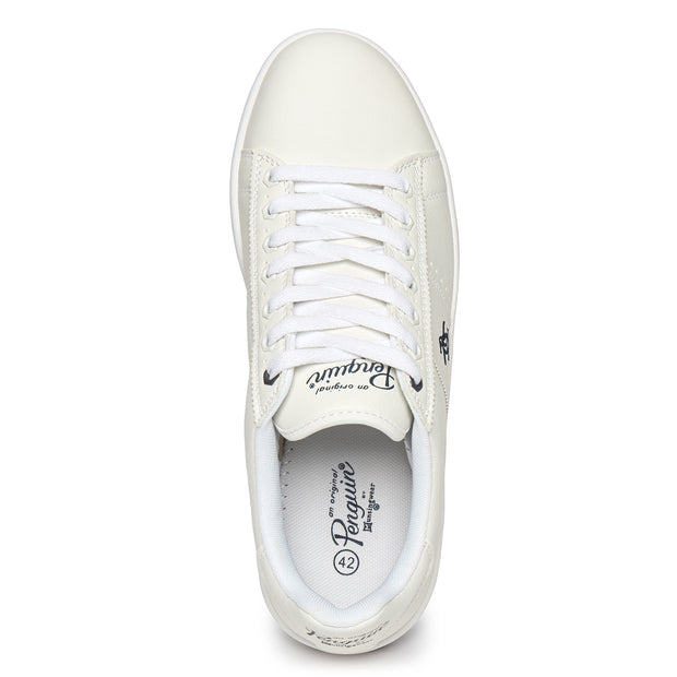 Steadman Trainer In White