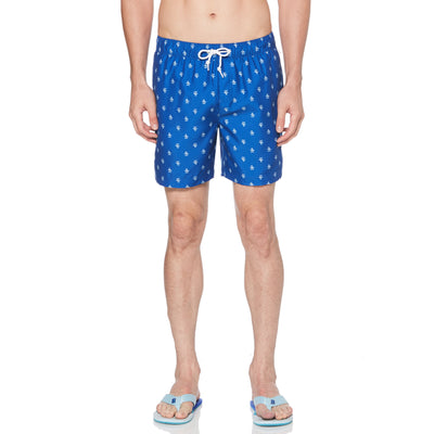 Re-Pete Swim Short In Surf The Web