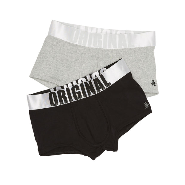 2 Pack Original Trunks In True Black