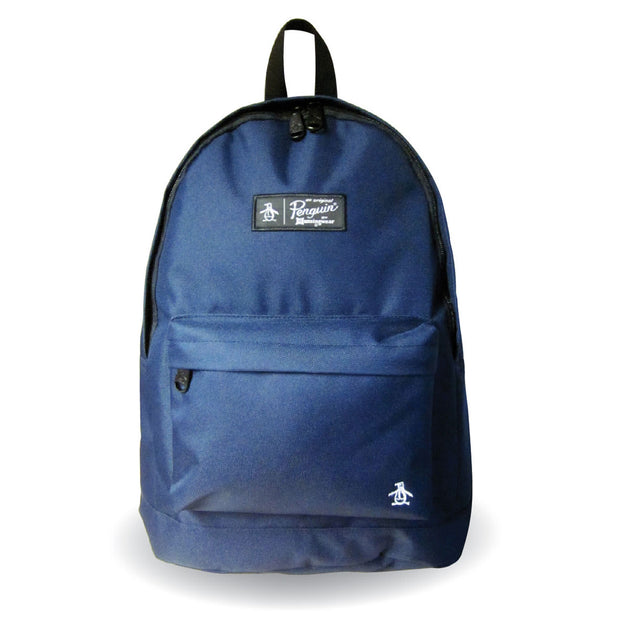 Basic Backpack In Dark Sapphire