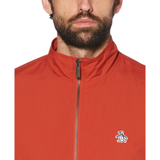 Sticker Pete Windbreaker In Ketchup