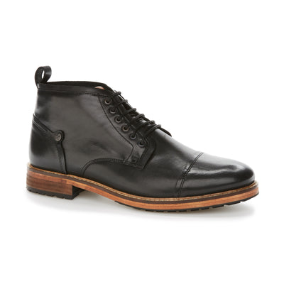 Stan Boot In True Black