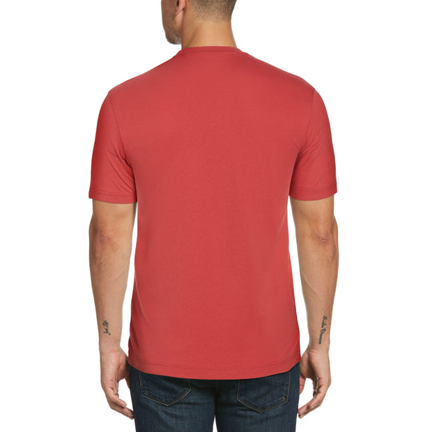 Mechanical Bull Graphic T-Shirt In Cardinal