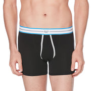 2 Pack Block Stripe Trunks In Dress Blues
