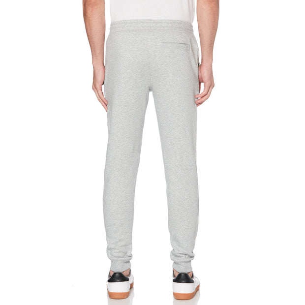 Sticker Pete Fleece Jogger In Rain Heather