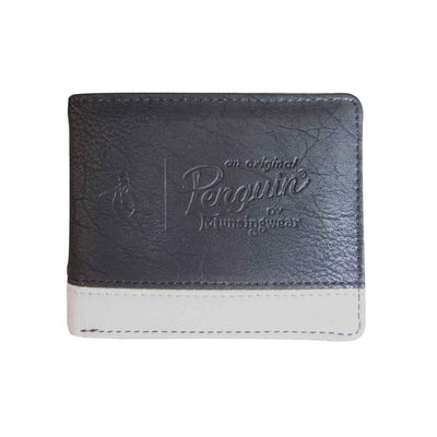 TERRA WALLET IN TRUE BLACK