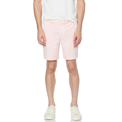 Premium Slim Fit Shorts In Parfait Pink