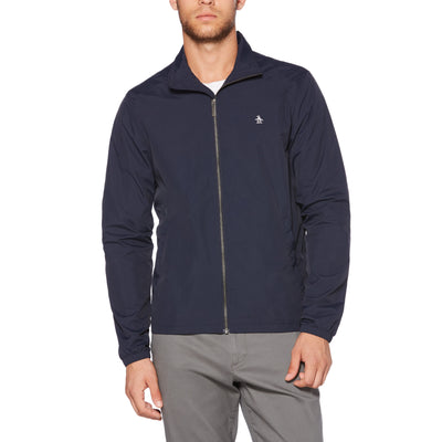 WINDCHEATER JACKET IN DARK SAPPHIRE