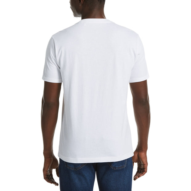 Sea Turtle T-Shirt In Natural White