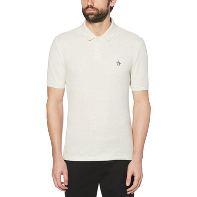 Donegal Daddy Polo Shirt In Turtledove