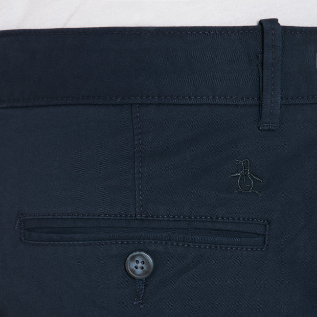 P55 SLIM FIT CHINO IN DARK SAPPHIRE
