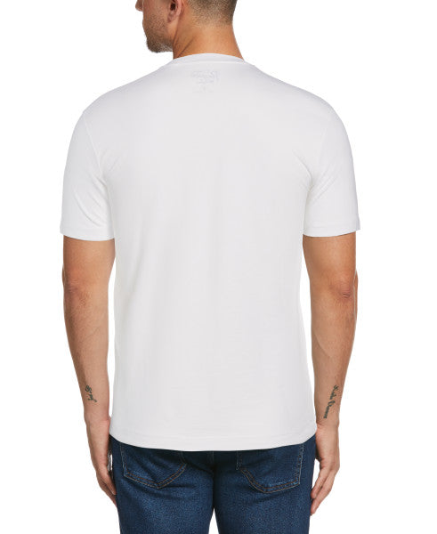 Type Logo T-Shirt In Bright White