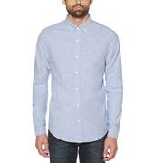 OXFORD SHIRT IN AMPARO BLUE