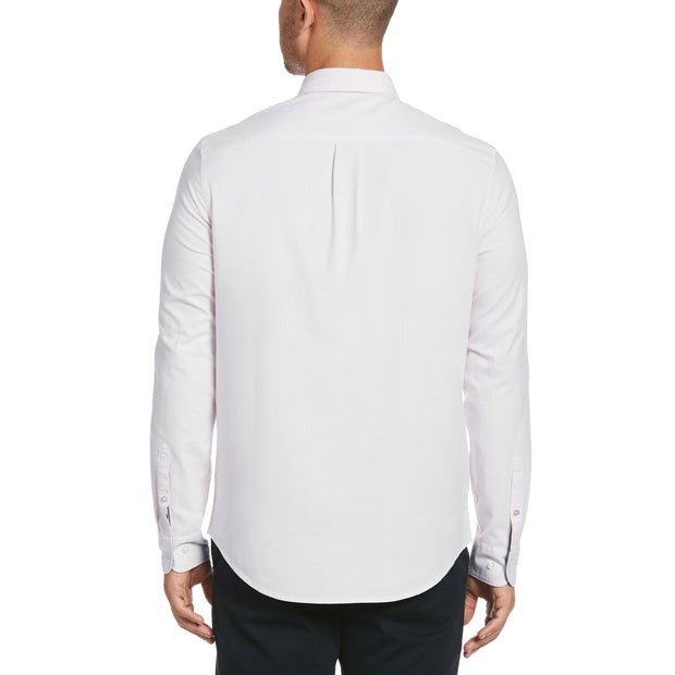 OXFORD SHIRT IN BRIGHT WHITE