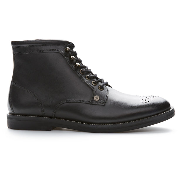 LEGACY BOOT IN TRUE BLACK