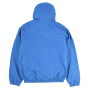 Teen Colour Block Hooded Ratner Jacket In Navy