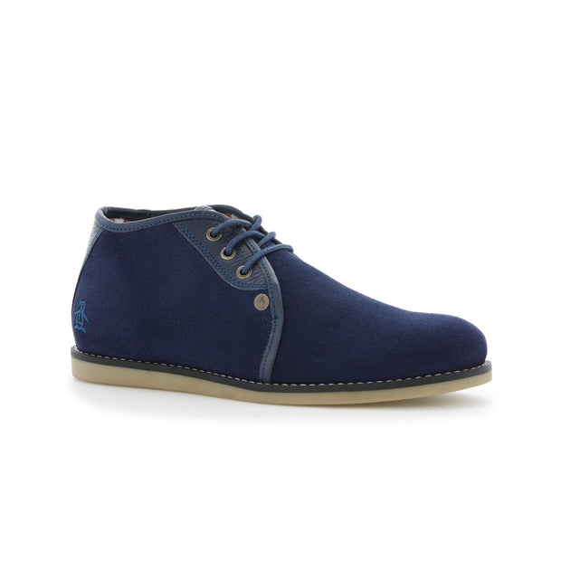Legal Desert Boot In True Blue