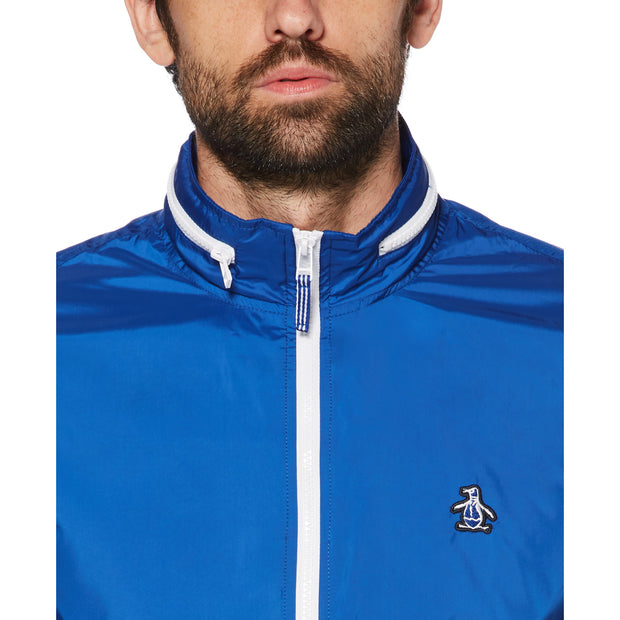STICKER PETE HERITAGE WINDBREAKER IN SURF THE WEB
