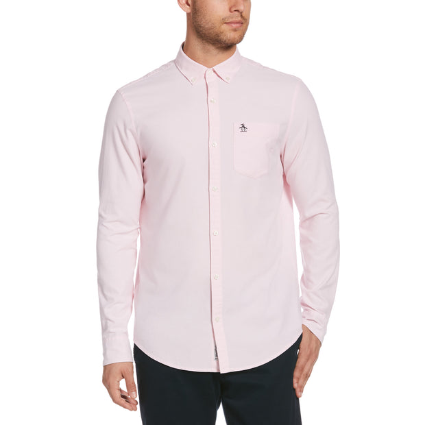 OXFORD SHIRT IN PARFAIT PINK