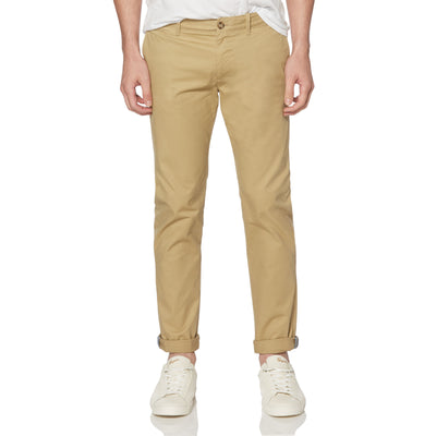 P55 SLIM FIT CHINO IN KELP