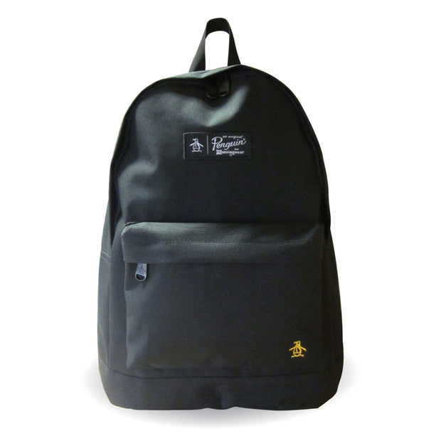 Basic Backpack In True Black