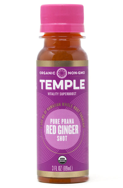Red Ginger Shot