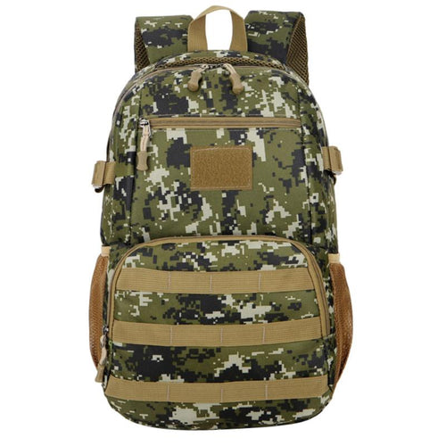 Oxford Tactical Army Military Assault Rucksack Outdoor Sports Camo Bag Backpack Hiking Climbing Travel Back Pack Multifunctional