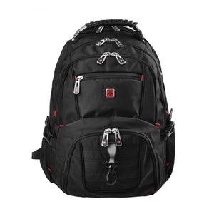 Waterproof Travel Laptop Backpack Computer Notebook School Bag 15.5in