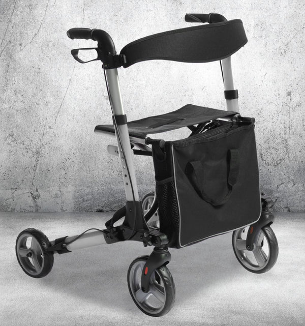 Silver Fox Folding Lightweight Walker