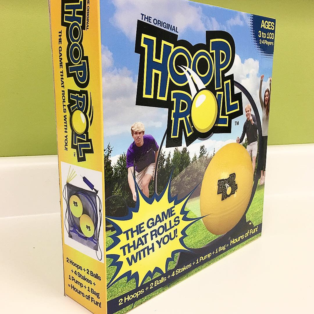 The Original Hoop Roll™ Game