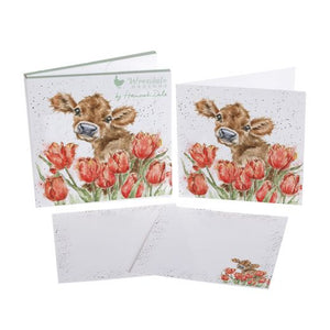 Wrendale design notecard packs