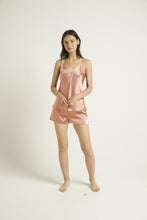 Load image into Gallery viewer, 9615 Silk V neck camisole