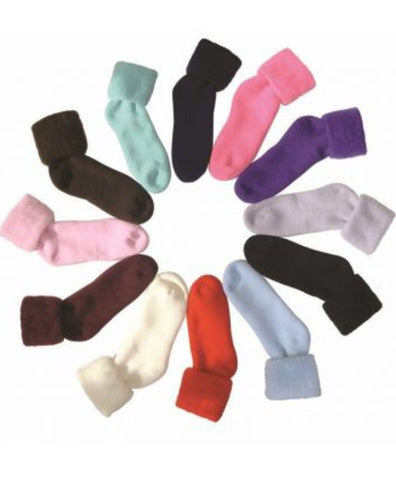 135 Bed Socks Plain