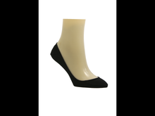 Load image into Gallery viewer, Columbine Cotton Footlets with Lycra 277