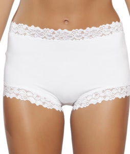 WWKP Jockey Parisienne Cotton Full Brief